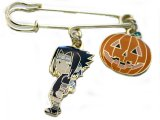 Naruto Sasuke Holloween Cloth pin