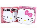Sanrio Hllo Kitty Face 2pc Eraser Set