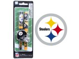 NFL Pittsburgh Steelers  2 Pack Ball Pont pen