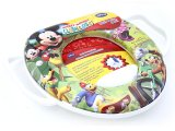 Mickey Mouse and Friends Potty Toilet Seat Cover with Handle