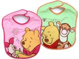 Winne the Pooh and Friends  2pc Terry Bibs Set for Girl