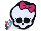 Monster High Skull Logo Mini Pouch Pencil Case Cosmetic Bag