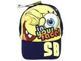 Nick Spongebob  Baseball Cap Kids Hat : In Your Face