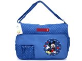 Disney Baby Mickey Mouse Deluxe Diaper Bag