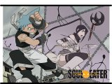 Soul Eater Black Star Tsubaki Wall Scroll GE5322