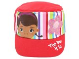 Disney Jr Doc Mcstuffins Dottie Kids Hat  Military Cap