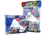 Marvel Avengers  4pc Twin Bedding Comforter Set