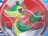 Pokemon Black & White Snivy PVC Key Chain