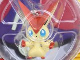 Pokemon Black & White victini PVC Key Chain