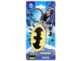DC Comics Batman Logo Metal Key Chain Pewter 3D