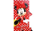 Disney Minnie Mouse Club House Beach, Bath Towel : It's All About Me