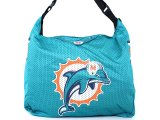 Miami Dolphins Jersey Tote Shoulder Bag