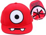 Yo Gabba Gabba Muno Flat Bill Cap Youth  Kids Hat