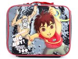 Go Diego Go with Monkey School Lunch Bag Insulated Food Box