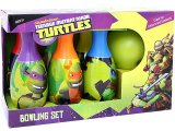 Teenage Mutant Ninja Turtles Kids Bowling Set TMNT Toy