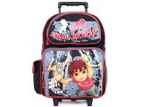 Go Diego Go with Monkey  Roller Backpack 16in Large Rolling Bag