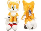 Sonic The Hedgehog Tails Plush Doll Bag Custume Backpack -20""