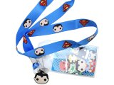Funko Superman Pop Heroes Lanyard , ID Holder with Charm