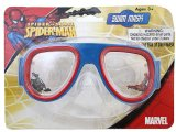 Marvel Spiderman Swim Mask Snorkeling Goggles