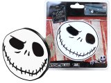 Nightmare Before Christmas Jack Face Metal  Hitch Cover Plug