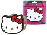 Sanrio Hello Kitty Face  Metal  Hitch Cover Plug