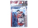 Man of Steel Superman School Stationery Set 11pc Study Kit