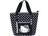 Sanrio Hello Kitty Snack Bag Small Cooler Koozie bag -Polka Dots