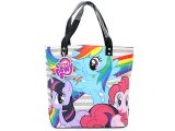 My Little Pony Friends Ponies Rainow Tote Bag Shoulder Bag