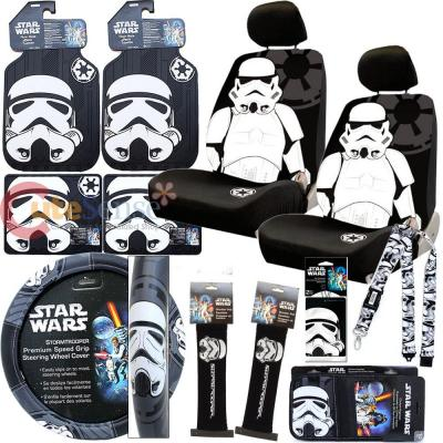 Pleasing Star Wars Storm Trooper Low Back Car Seat Covers Accessories Camellatalisay Diy Chair Ideas Camellatalisaycom