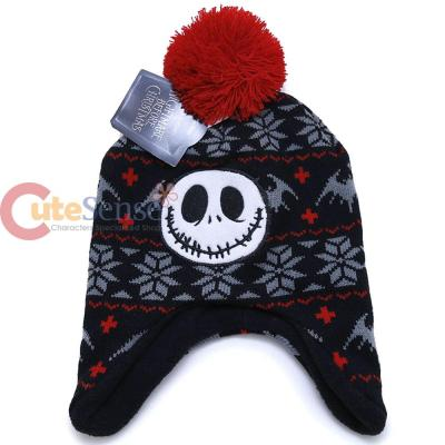 c50265a49be93 Nightmare Before Christmas Jack Laplander Beanie Hat (Baby) at ...