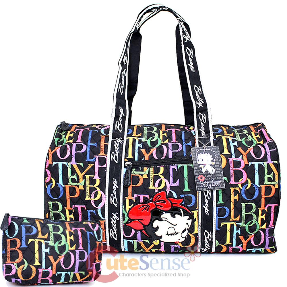 Betty Boop ^ Shoulder Bag W/ Sequins: Price: $42.99