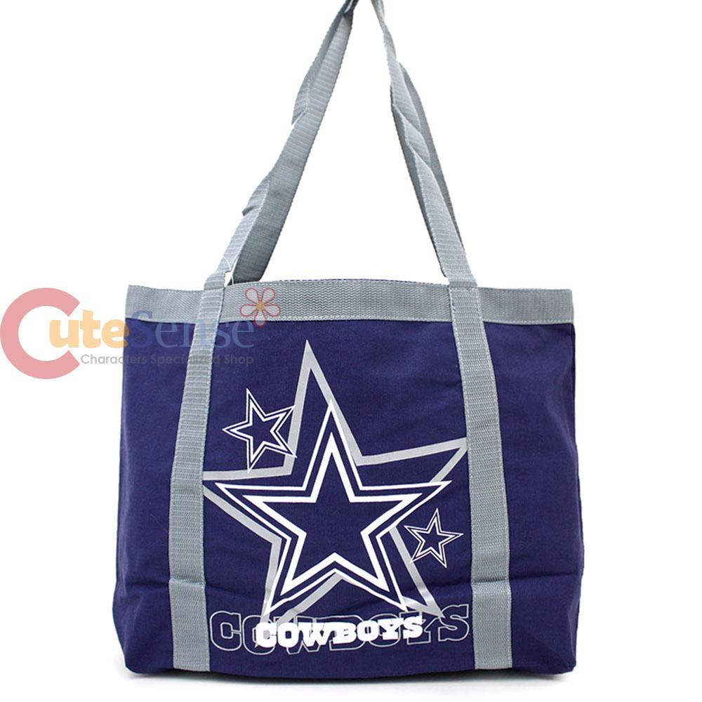 Cowboy Diaper Bags : Nfl dallas cowboys tote bag shoulder diaper