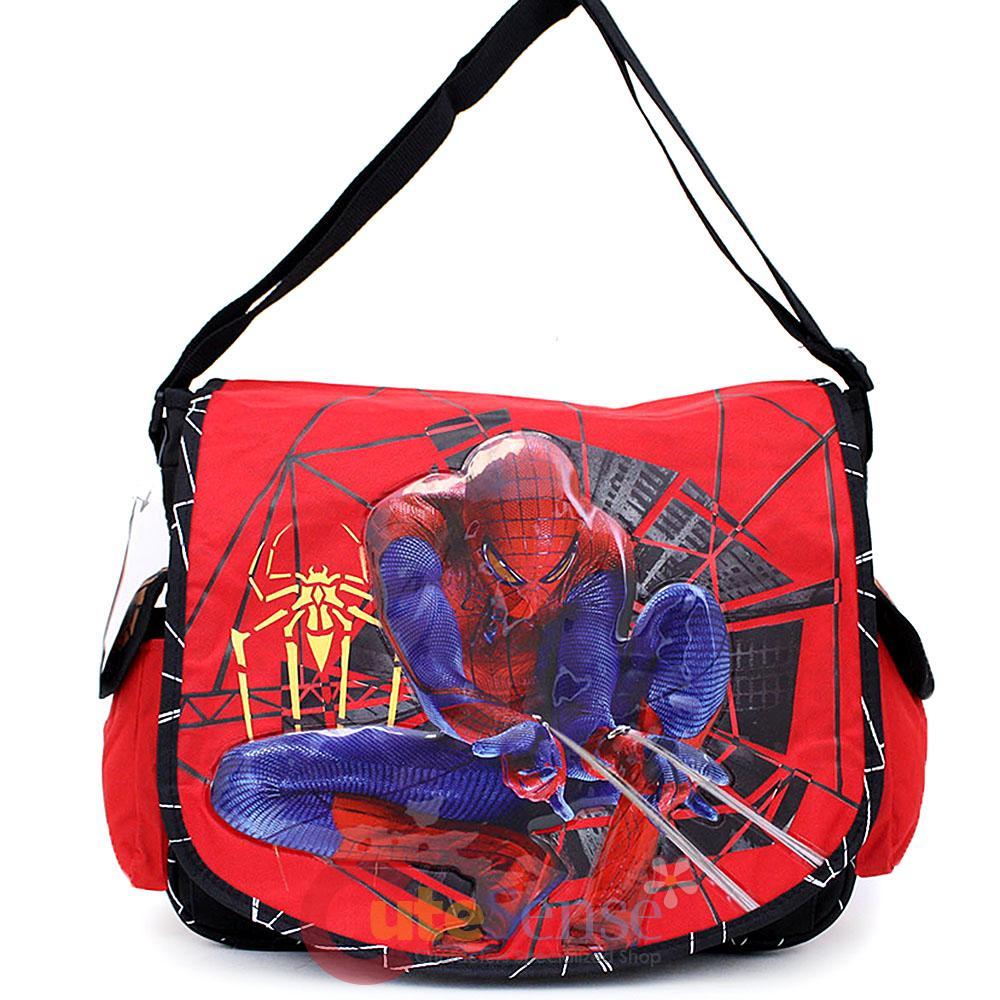 Spider Man Shoulder Bag 105