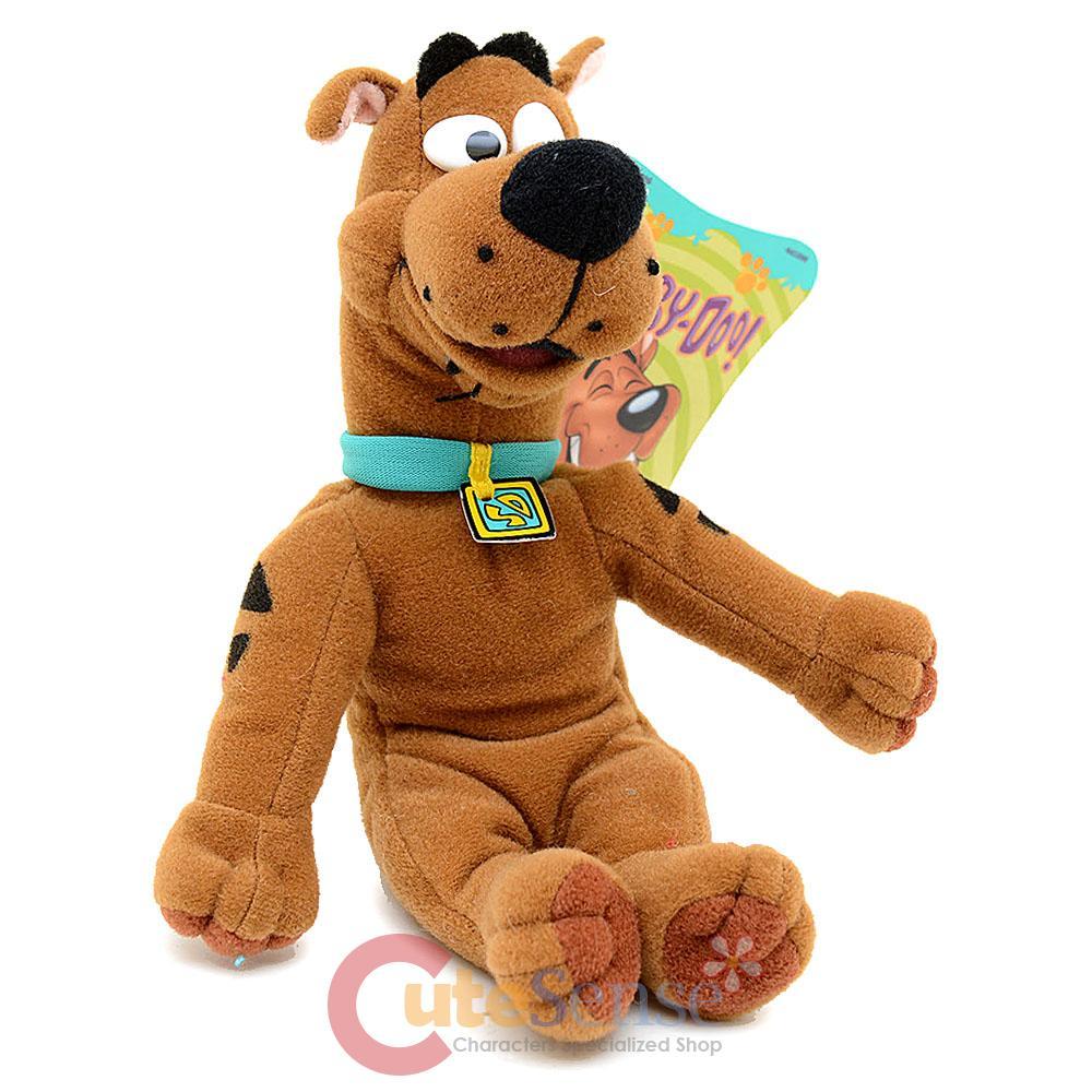 Plush Toys Product : Scooby doo plush doll quot bean stuffed toy ebay