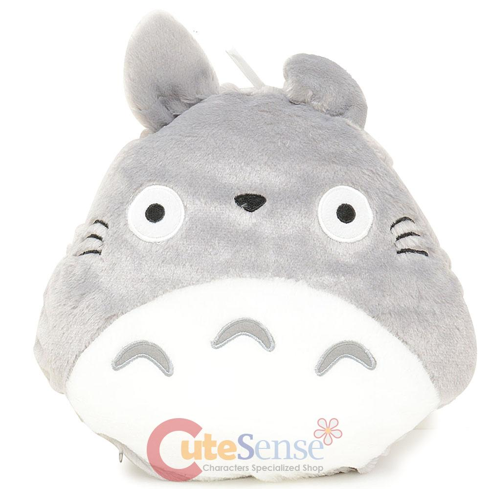 My Neighbor Totoro Plush Cushion Pillow with Multi Color LED Light Up eBay