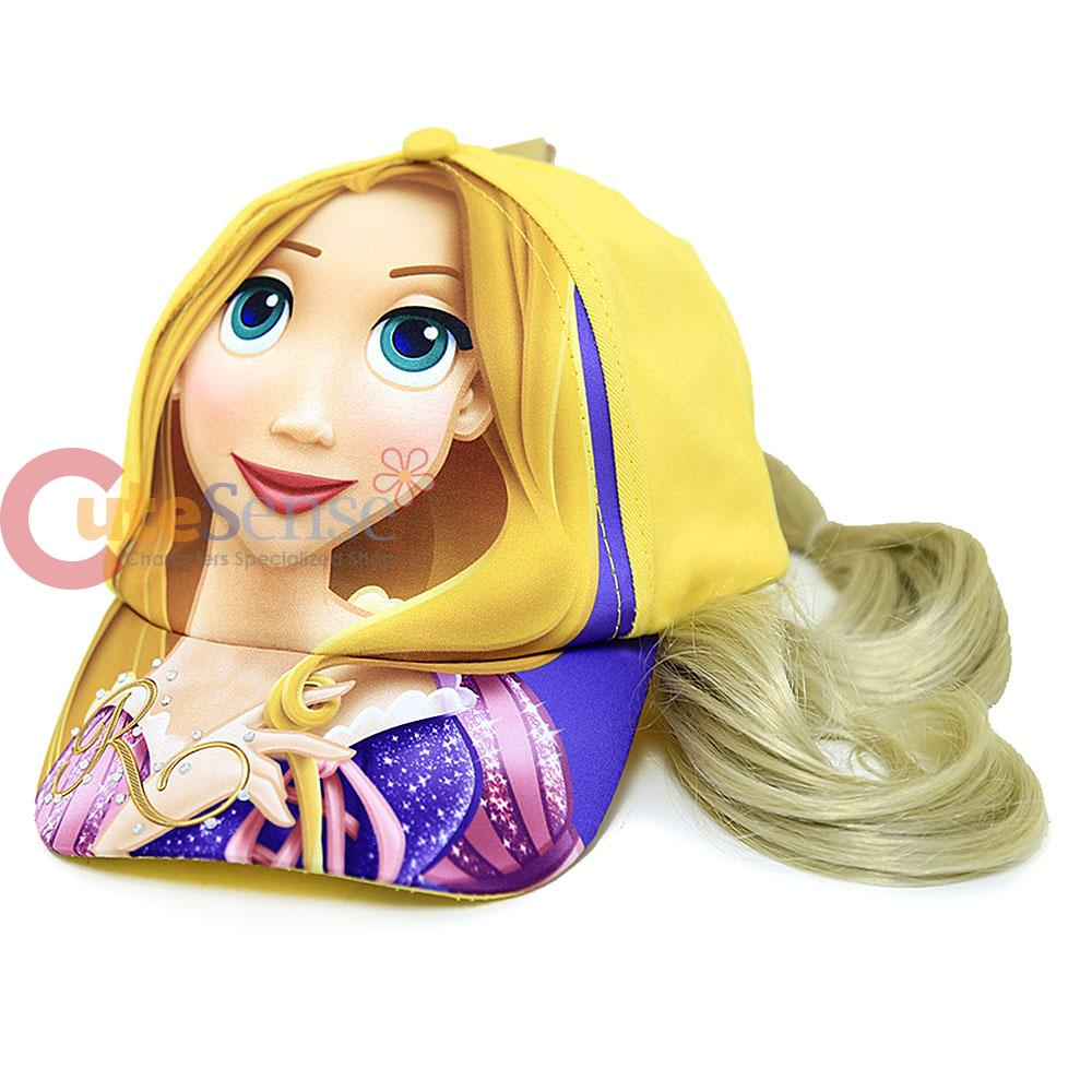 Disney Pirncess Rapunzel Tangled Girls Baseball Cap with ...