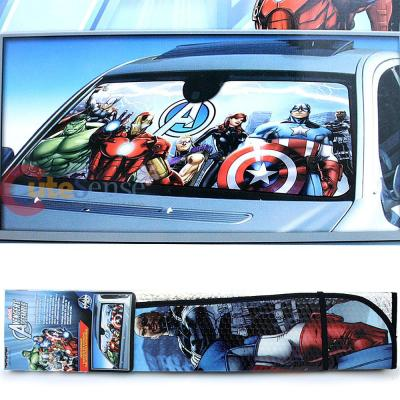 Marvel Avengers Front Window Sun Shade Car Windshield 191079295b9