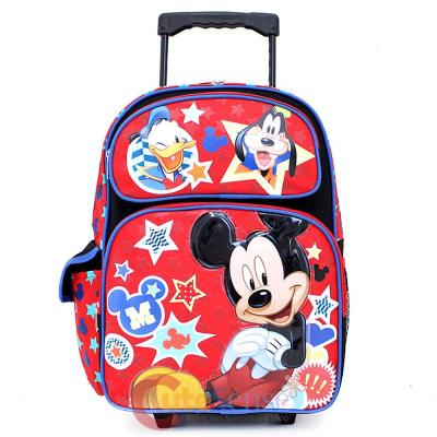 690bb065965 Disney Mickey Mouse Friends Large School Rolling Backpack 16