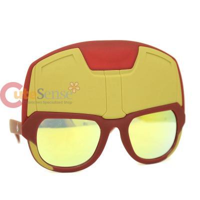 eddb67bba8 Marvel Avengers Iron Man Sunglasses Super Hero Shades Halloween Mask Eye  Glasses