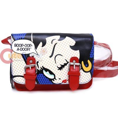 29ffe12e81ae Betty Boop Mini Messenger Bag Body Coress Bag