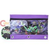 TMNT Teenage Mutant Ninja Turtles  Pencil Case Stationery Zippered Pouch