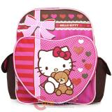 Sanrio Hello Kitty Small School Backpack 12in Bag :Super Sweet