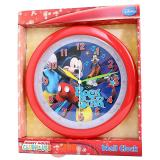 Disney Mickey Mouse Friends Wall Clock  -9.5in Rock Star