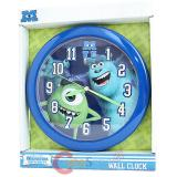 Monsters University Sulley and Mike Wall Clock  -9.5in