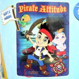Disney Jr. Jake Never Land Pirates Fleece Throw Blanket (46in x 60in)