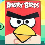 Angry Birds Big Face Microfiber Plush Throw Blanket : Tiwn