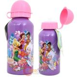 Disney TinkerBell Fairies  Aluminum Sports Water Bottle / Container :13oz