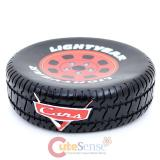 Disney Pixar Cars  Mcqueen Tire Soap Dish Bathroom Accessory