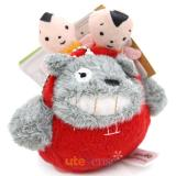 My Neighbor Gray Totoro Astrology Zodiac Customs Mini Plush Doll - Gemini