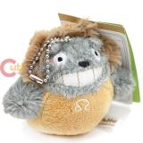 My Neighbor Gray Totoro Astrology Zodiac Customs Mini Plush Doll - Leo